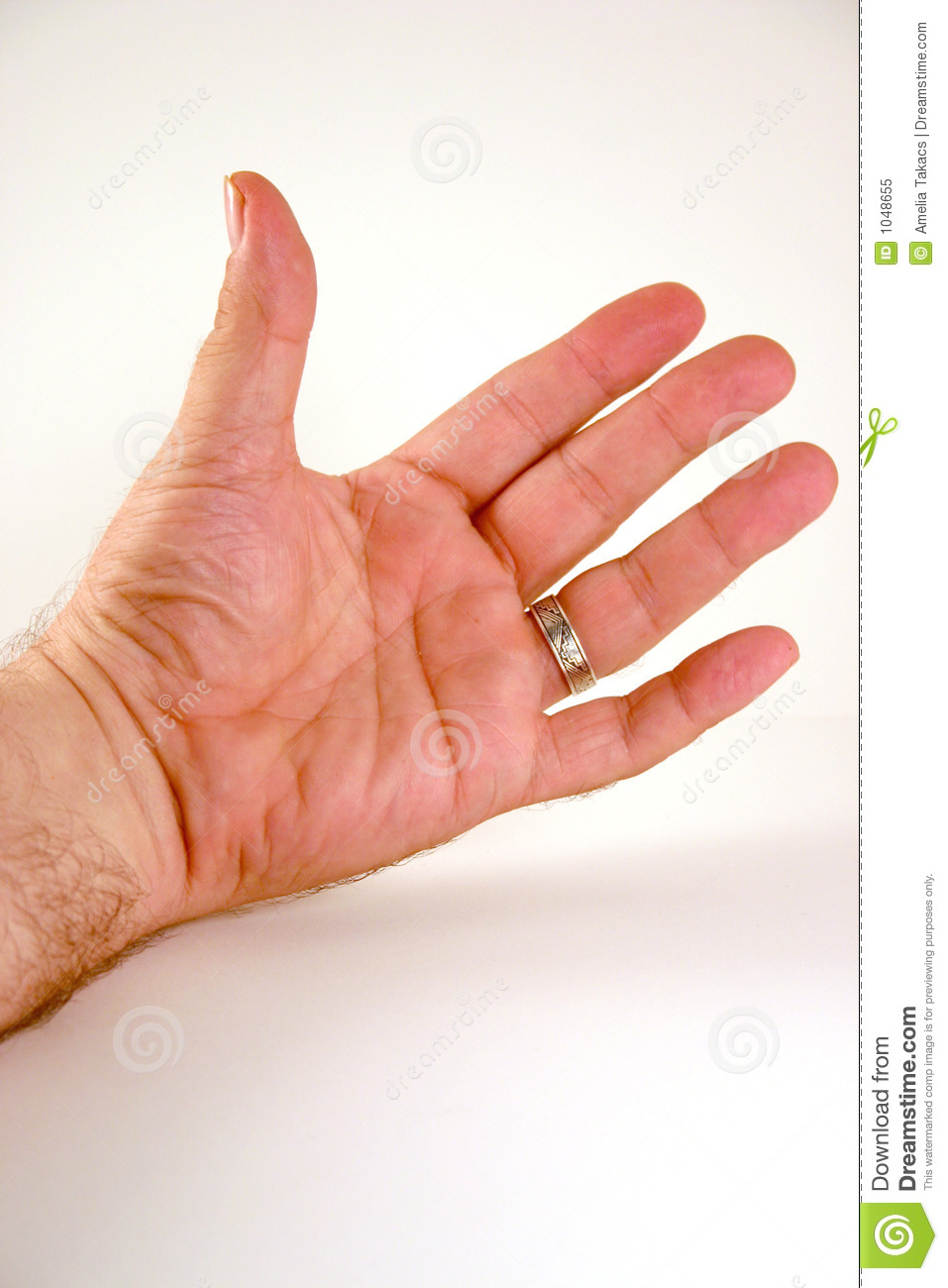Left handed males