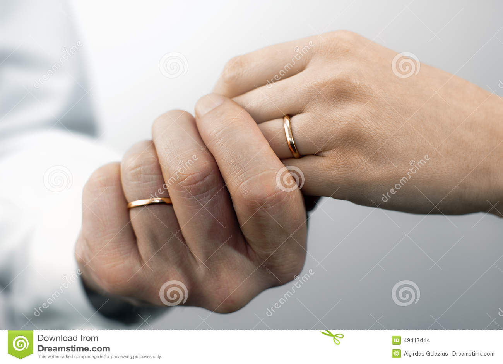 Man and woman wedding