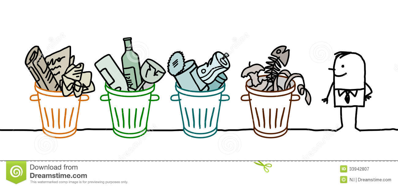 https://thumbs.dreamstime.com/z/man-selective-sorted-garbage-hand-drawn-cartoon-characters-33942807.jpg