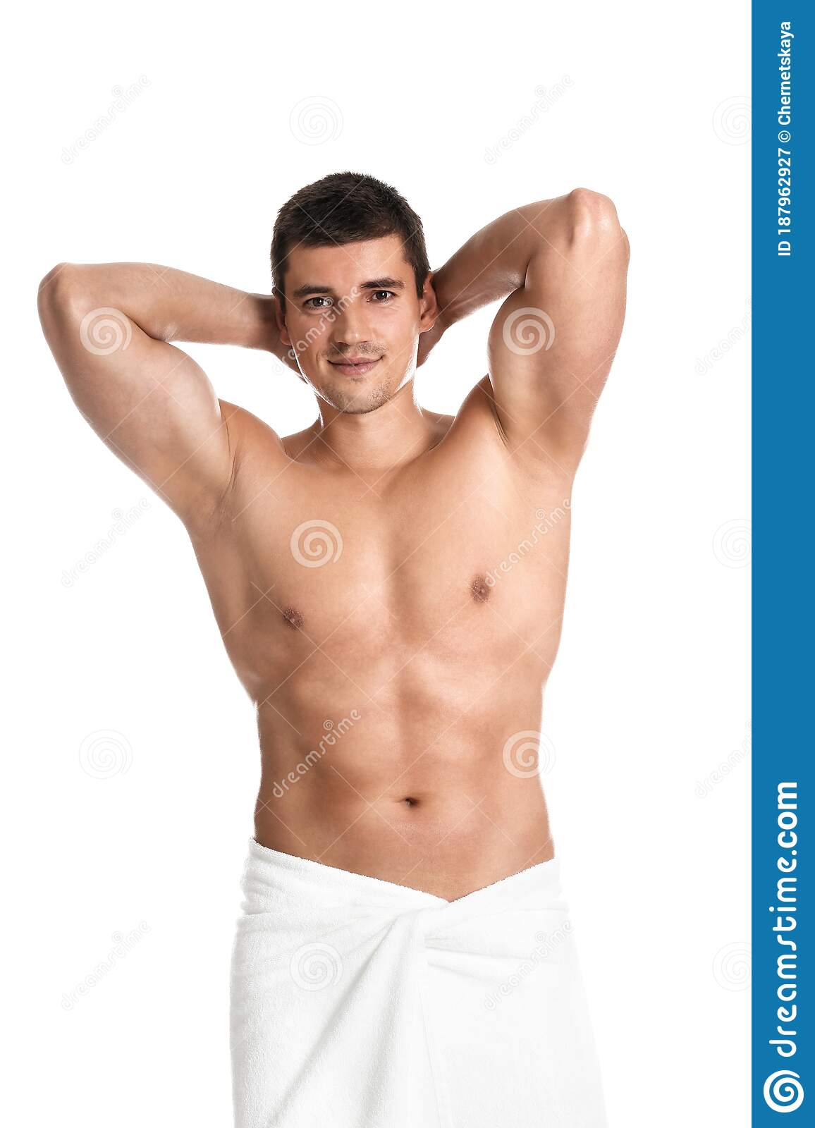 Body photo male hot Category:Nude standing