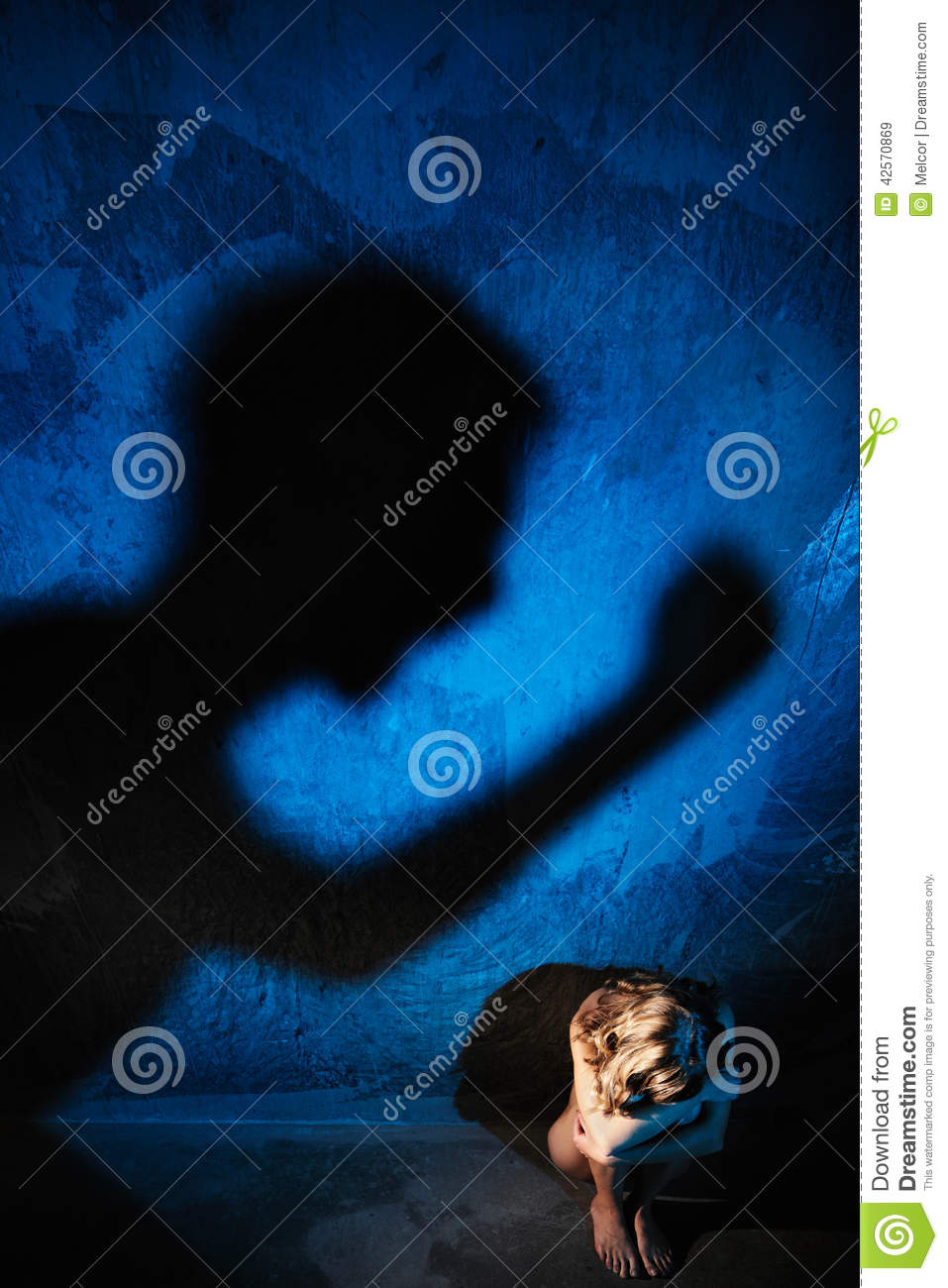 Dressed By Shadow Royalty Free Stock Images - Image: 31492159
