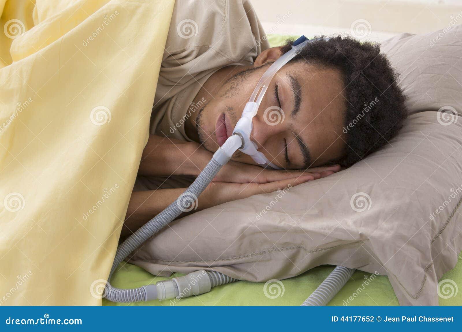 sleep apnea machine settings