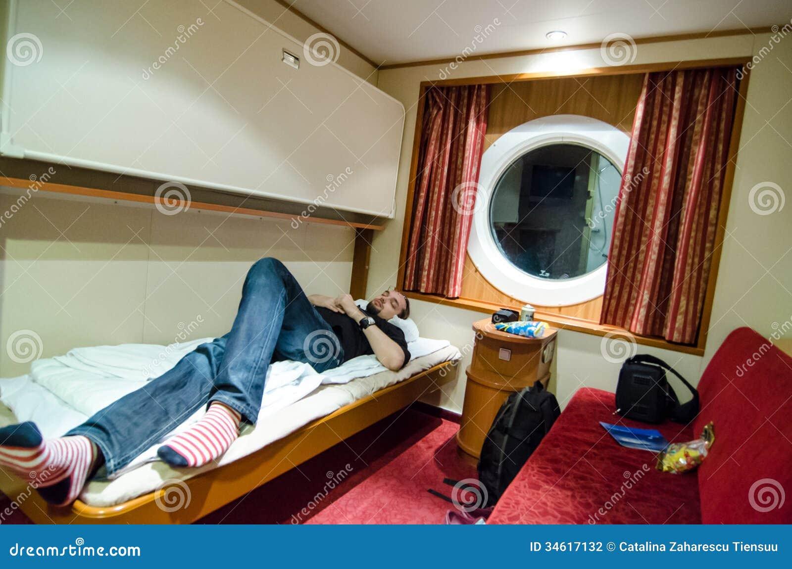 Man Sleeping Stock Photography Image 34617132