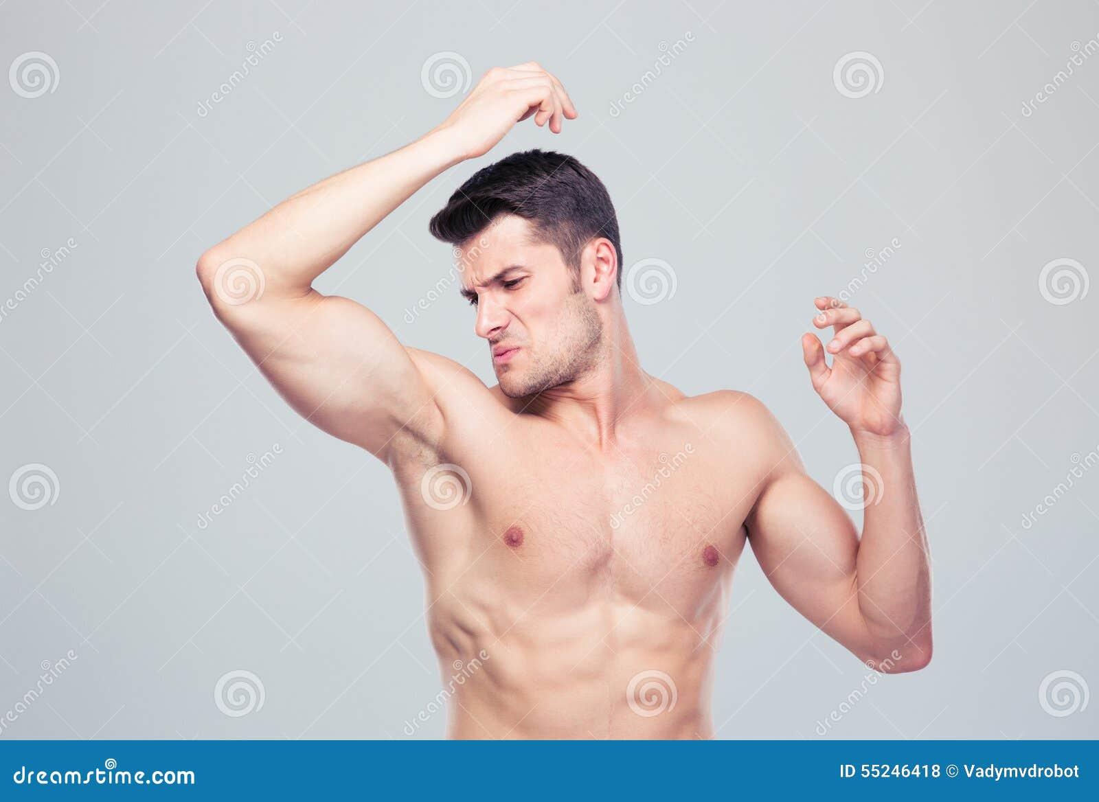 Kissing Man S Armpit Only 53