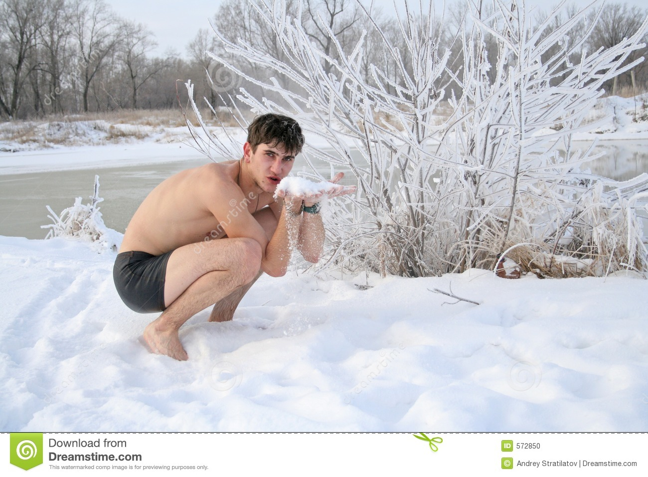 pics of sex in the snow