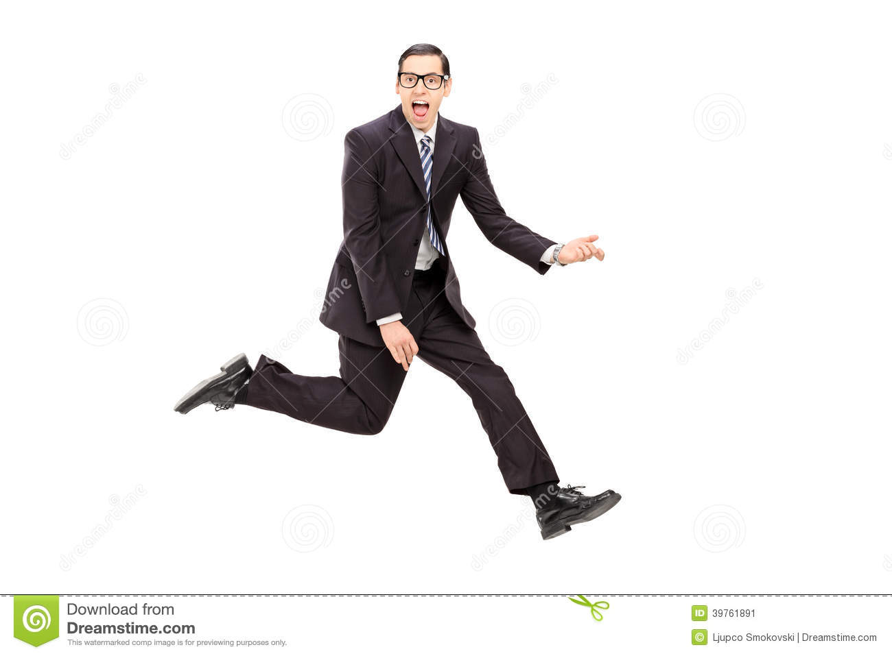 Man In Suit Playing Air Guitar Stock Photo - Image: 39761891