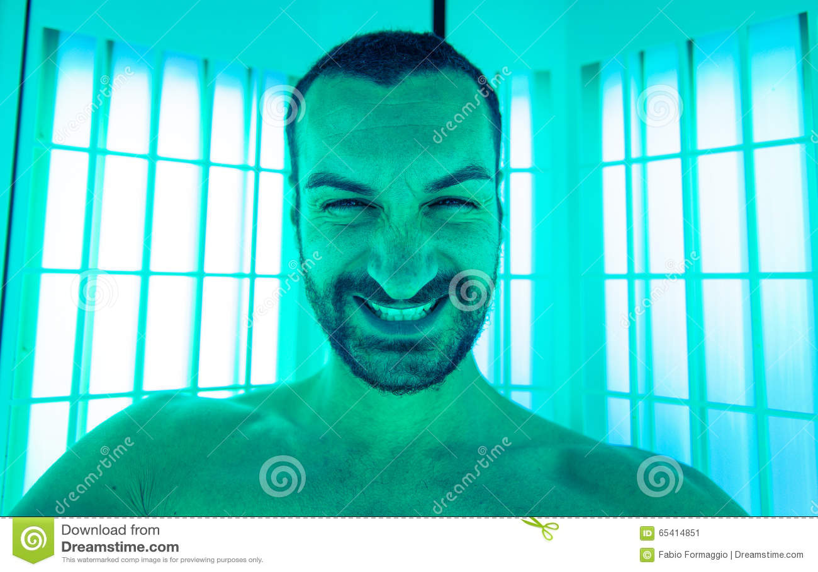 Solarium Selfie