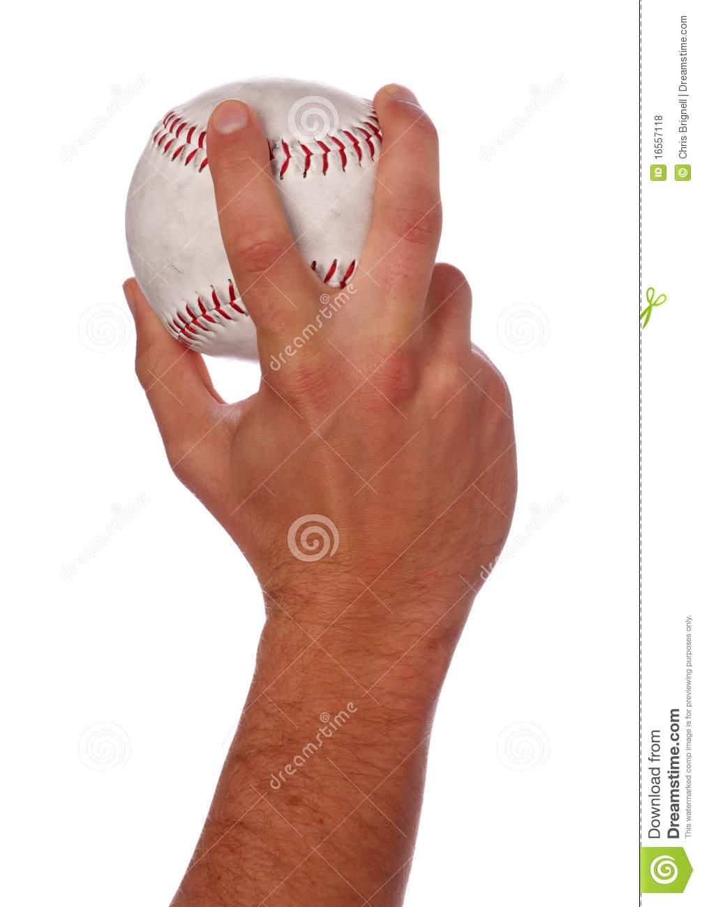 Man Throwing Softball Ball Royalty Free Stock Photos - Image: 16557118
