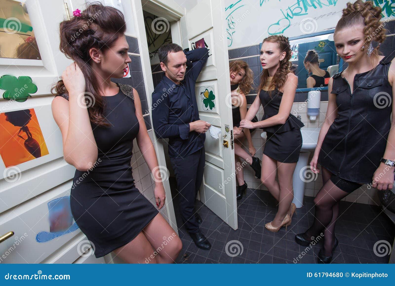 Beautiful drunk women-8803