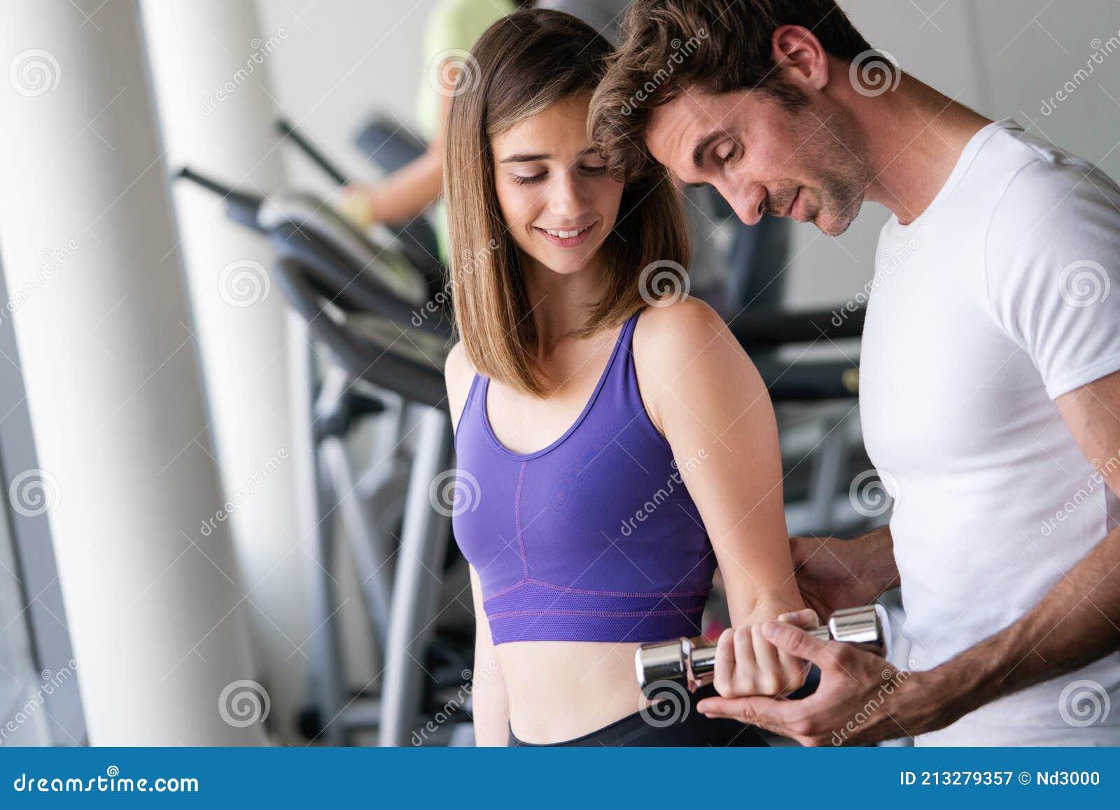 fitnesstrainer flirten