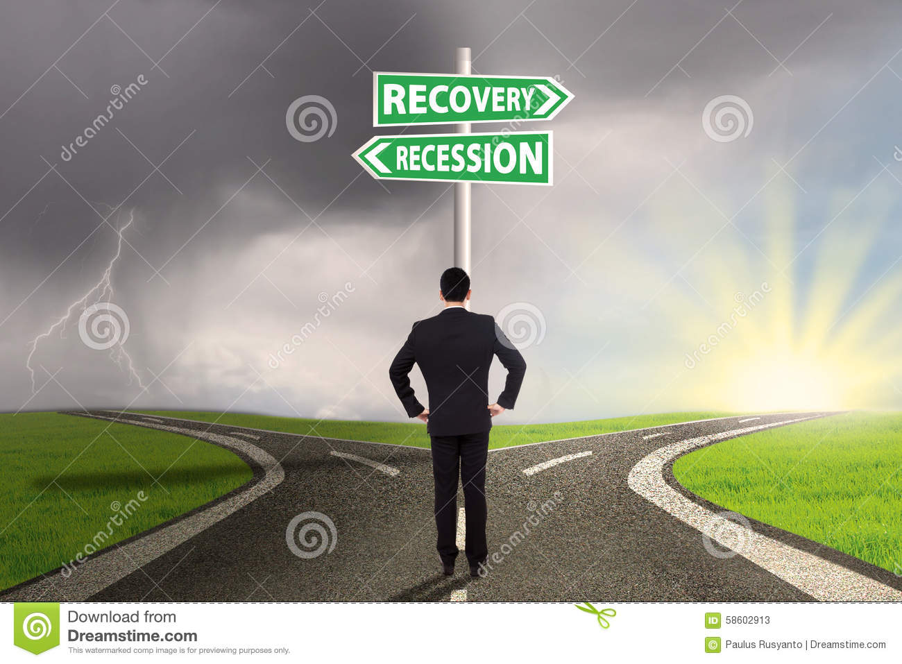 Global Crisis, Recession & Uneven Recovery