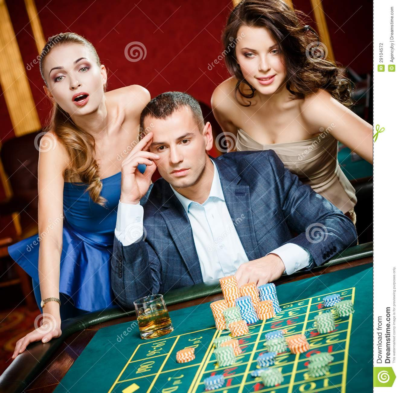 female roulette