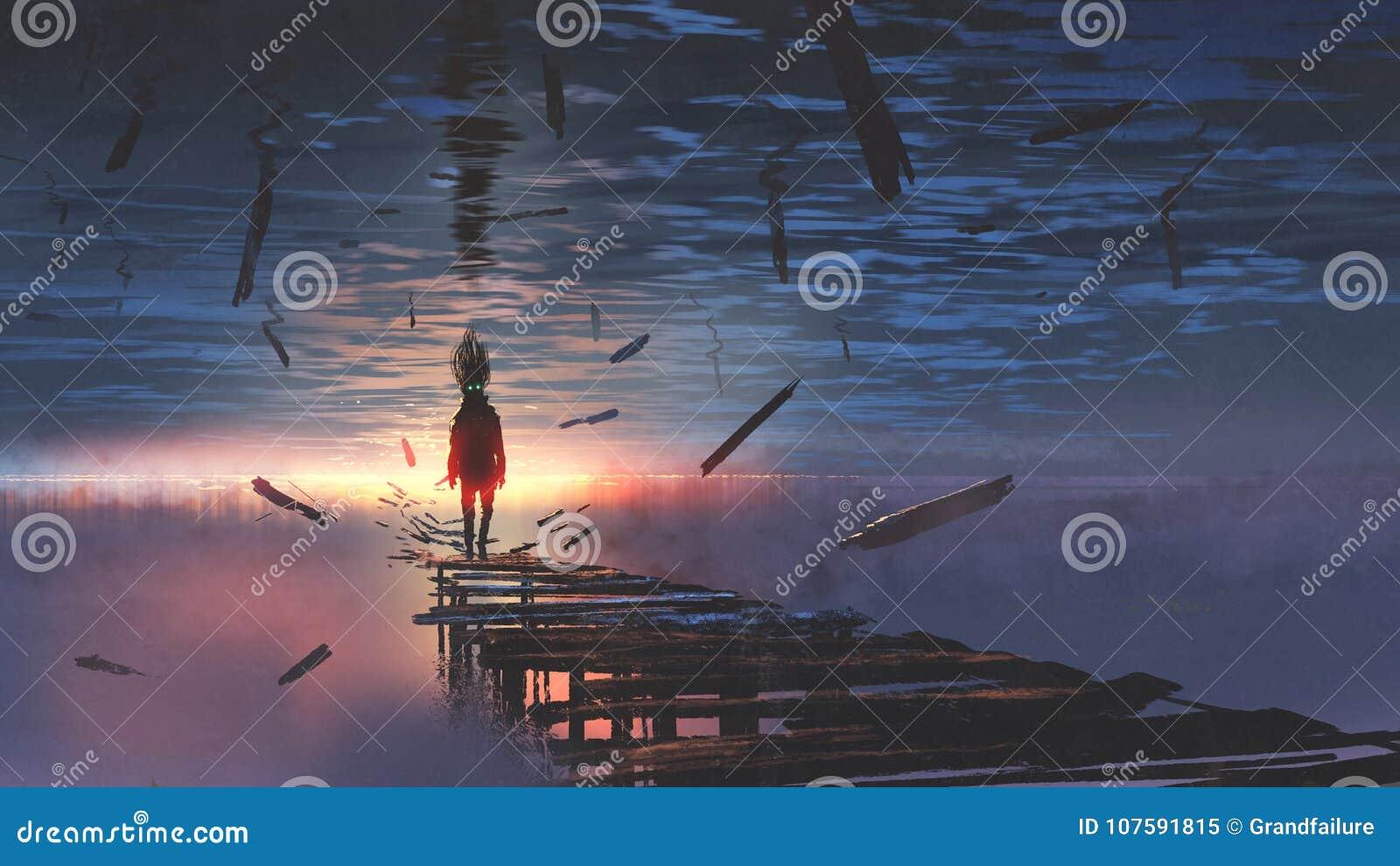 Upside Down World Clipart
