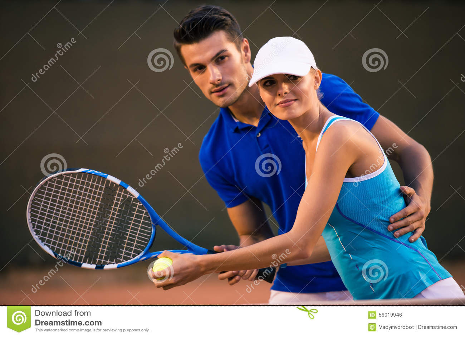 Hur spelar man tennis