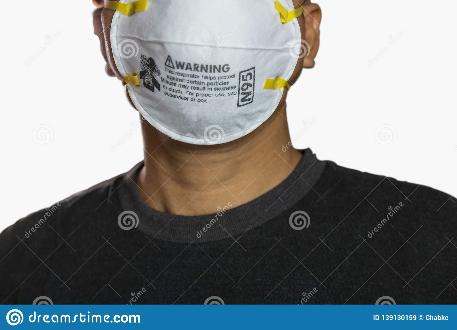 air filter masks for pollution and allergens n95