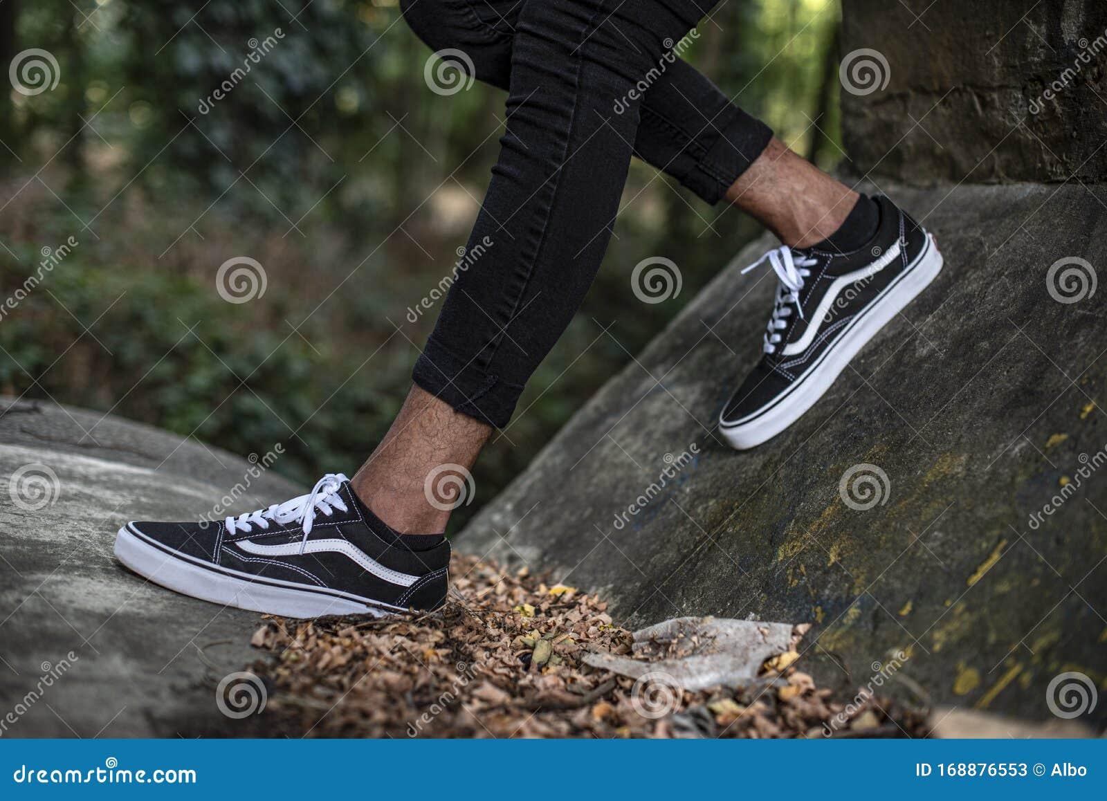 vans uomo running