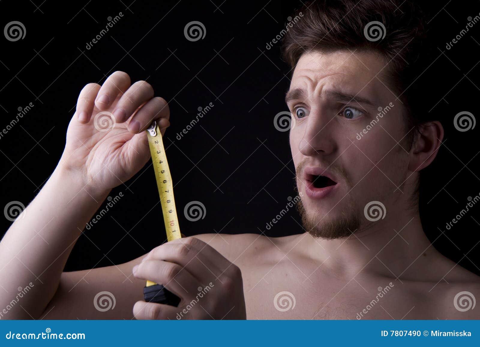 Размер члена у парня как узнать 6 фотография