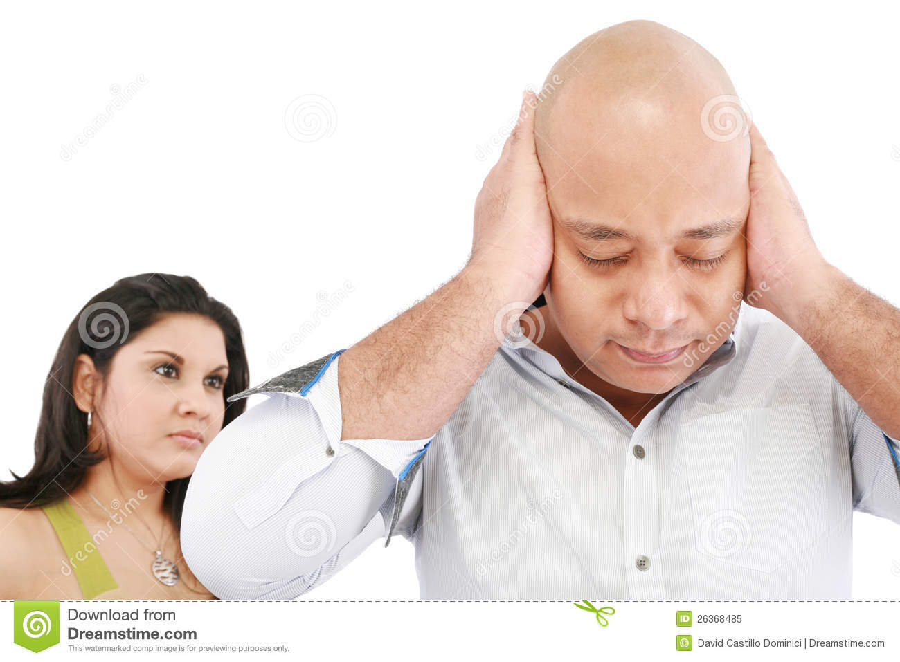 Man And Woman Angry Royalty Free Stock Photo - Image: 26368485