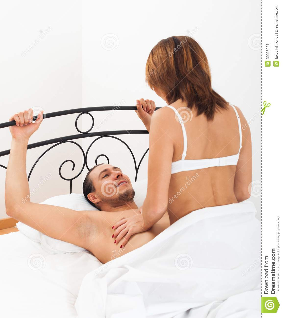 man and woman having sex stock image. image of intimate - 39936037
