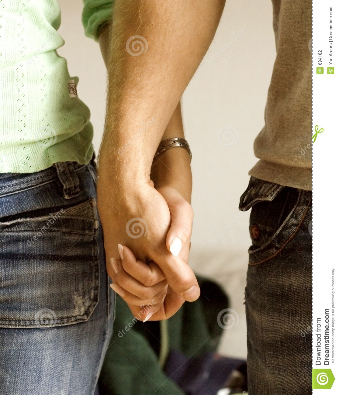 Man and Women Holding Hand · Free Stock Photo