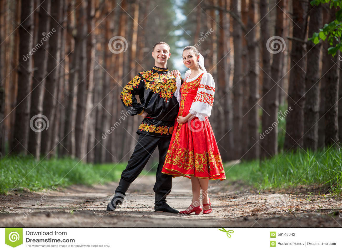 Man And Russian Woman 68