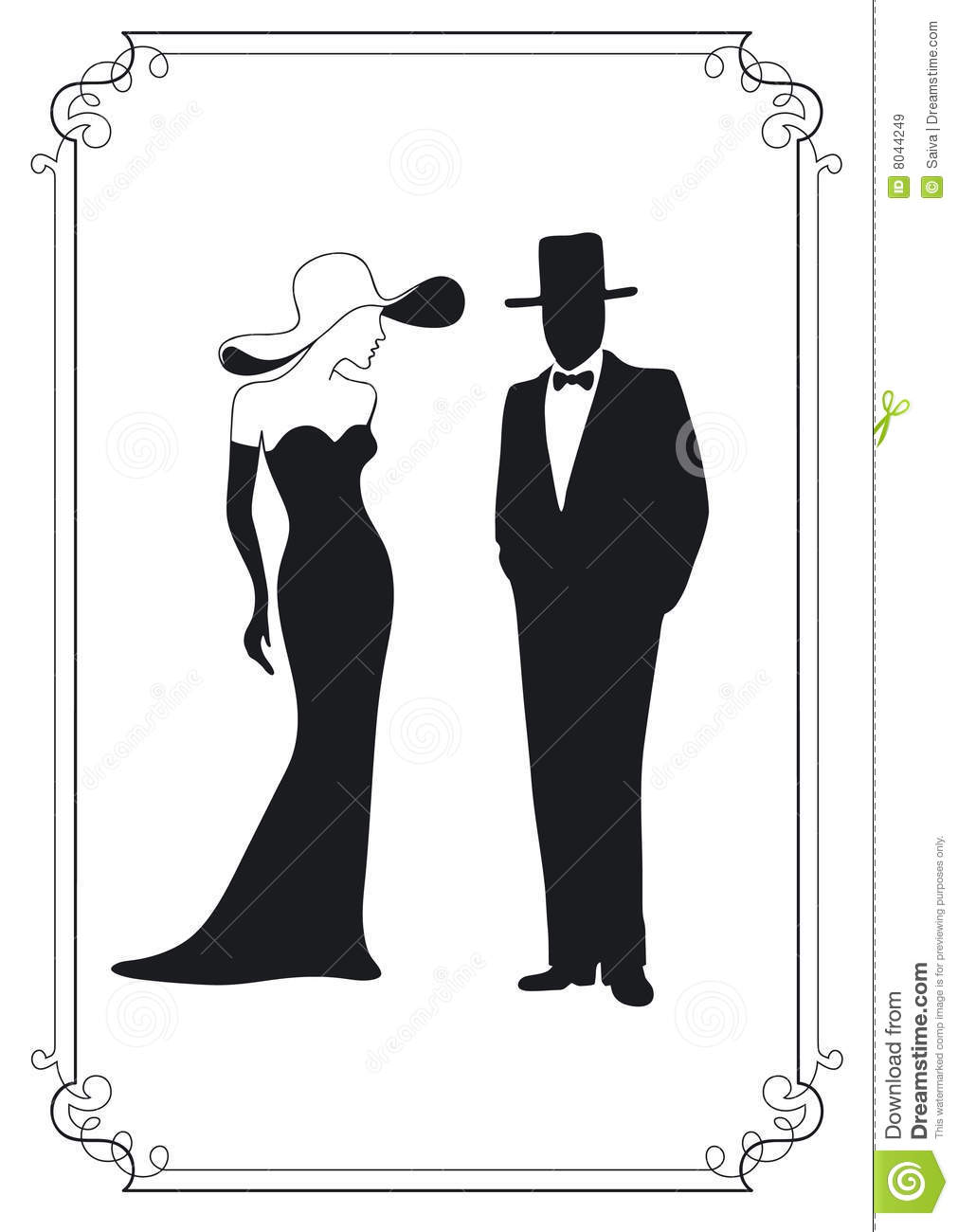 Silhouette of a couple at restaurant royalty free stock photos image - Man And Woman Silhouette Royalty Free Stock Images Image