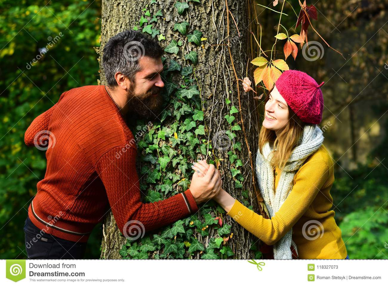 Nature lover dating