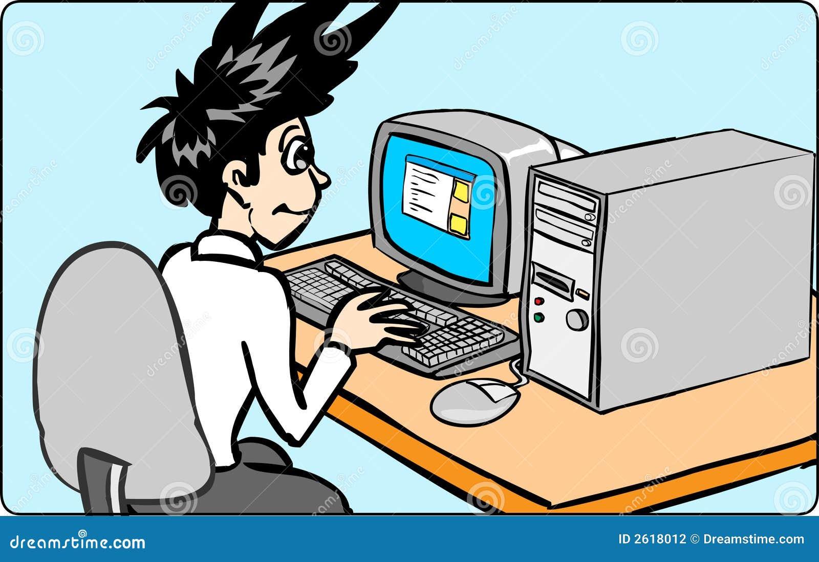 computer work clipart - photo #23