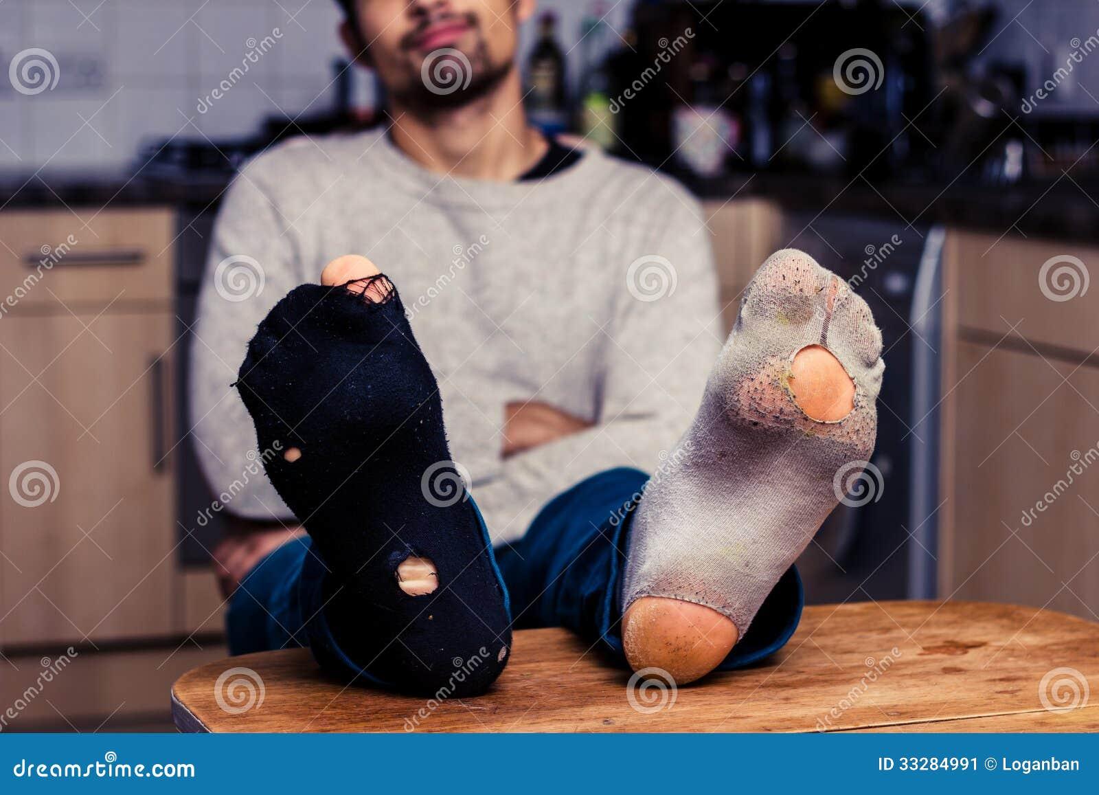 Giant foot worship boy gay gorgeous 9