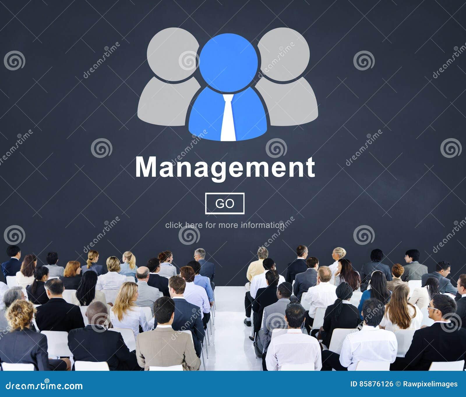 Managament组织处理控制战略概念