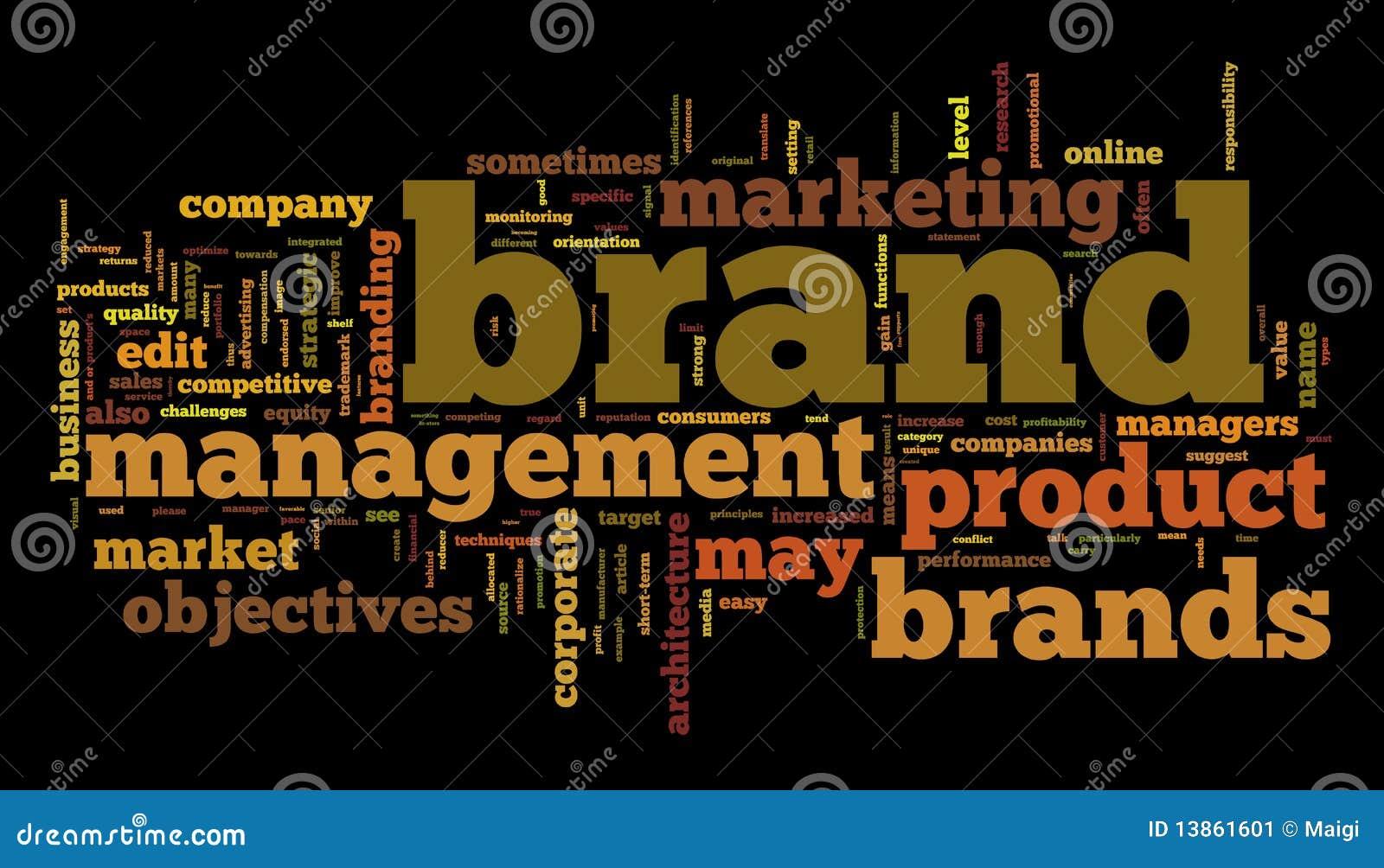 Management de marque