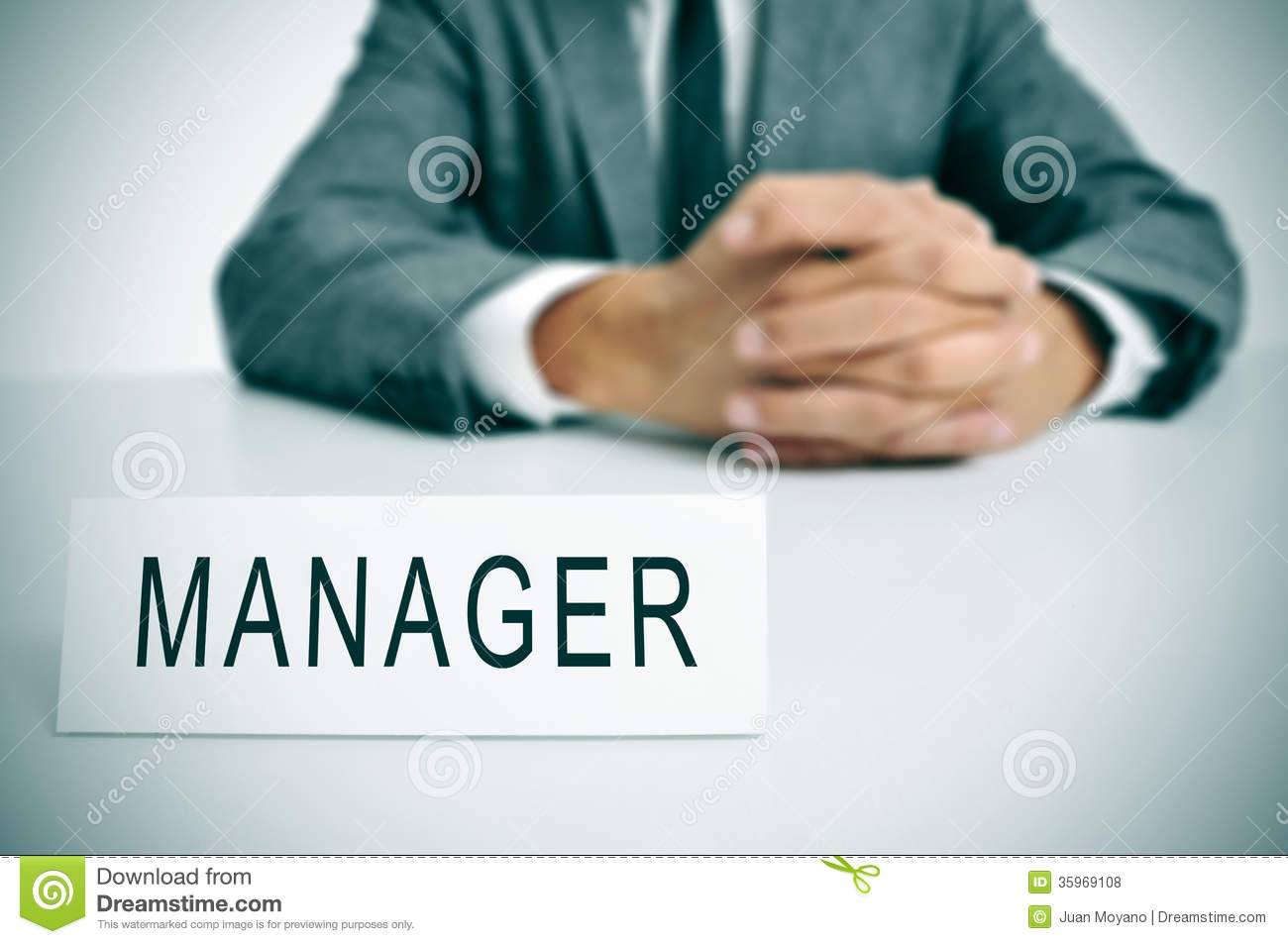 Manager Stock Photo Image Of Executive Firm Conceptual