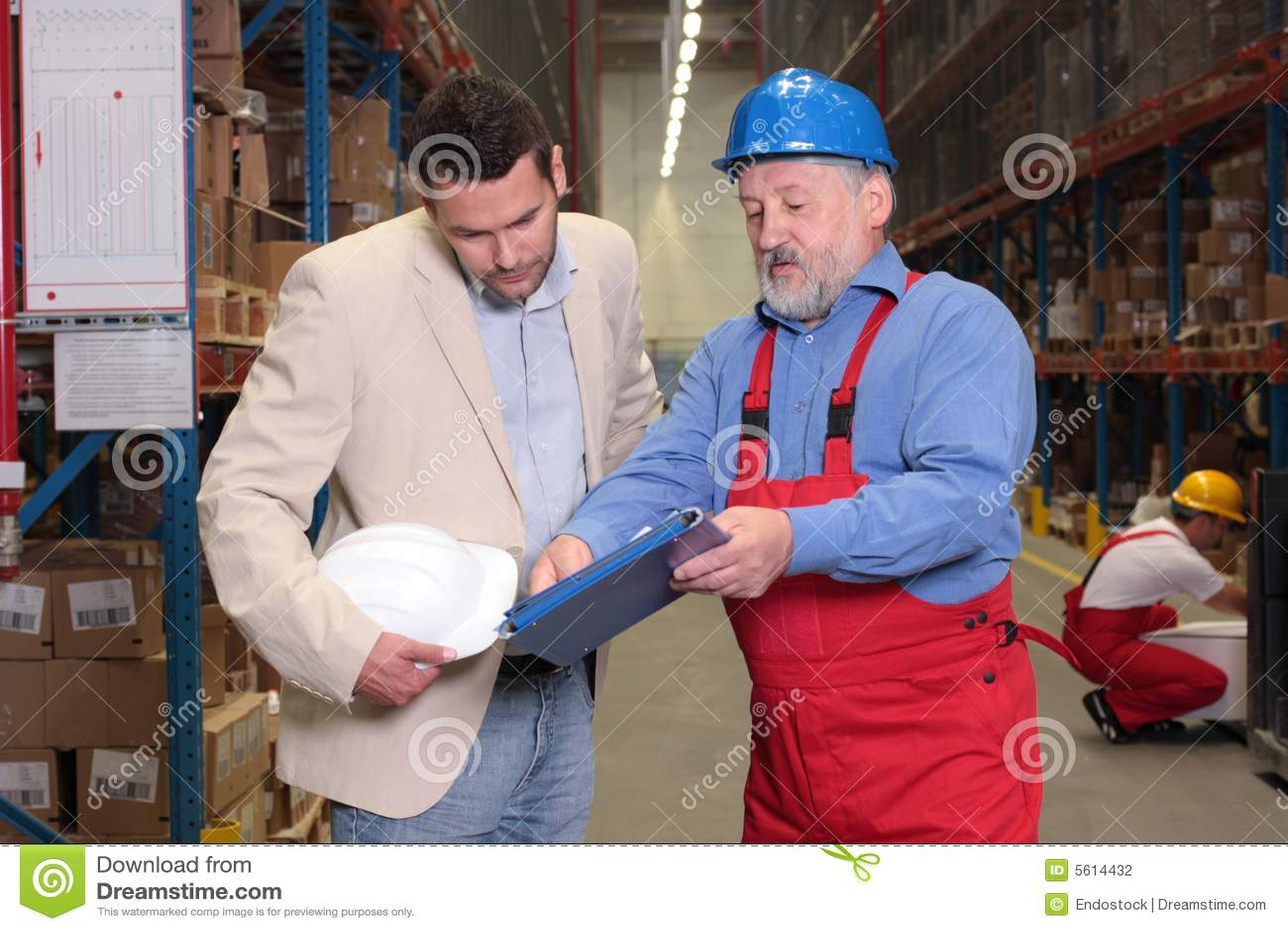 Manager nad-ältere Arbeitskraft im wa