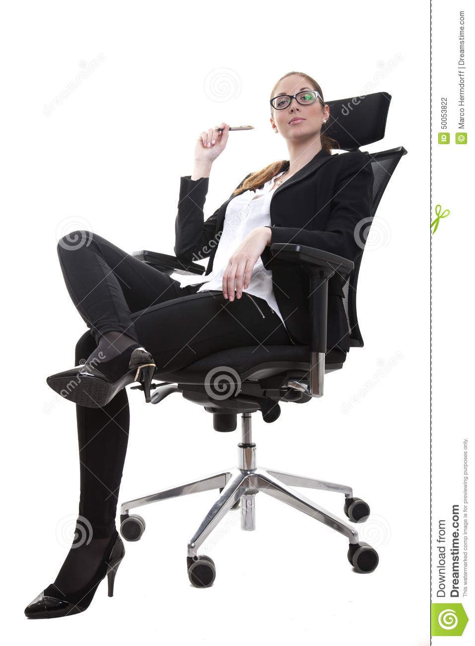 Outstanding Manager In Office Chair Stock Photo Image Of Front Reading Forskolin Free Trial Chair Design Images Forskolin Free Trialorg