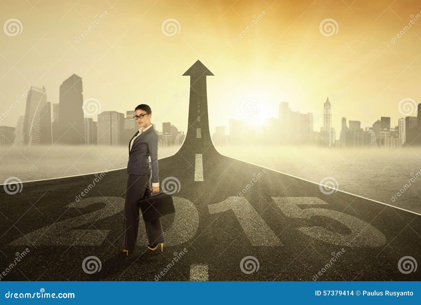 Manager op de weg naar toekomst 2015