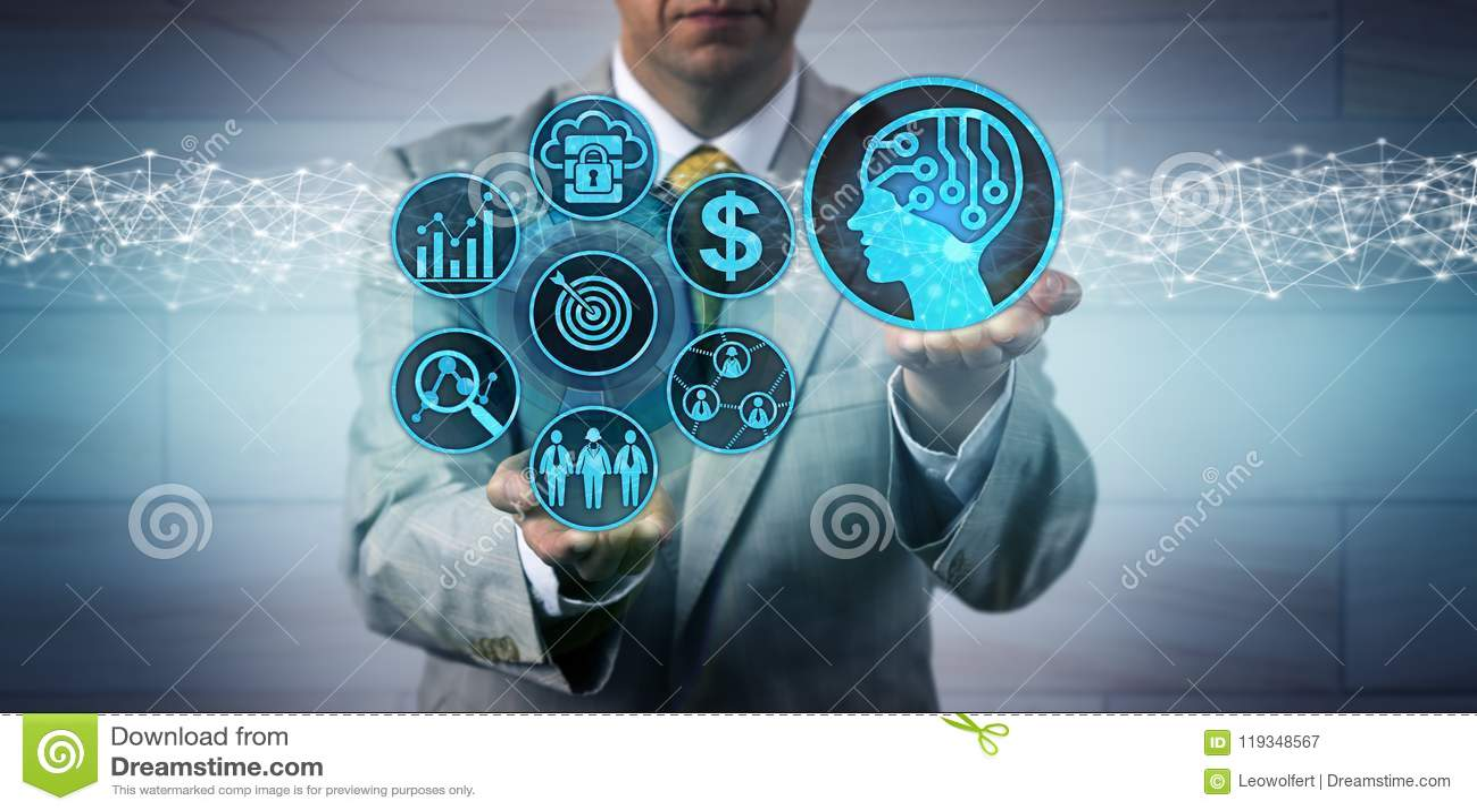 Manager Scaling Up Sales en Marketing via AI App