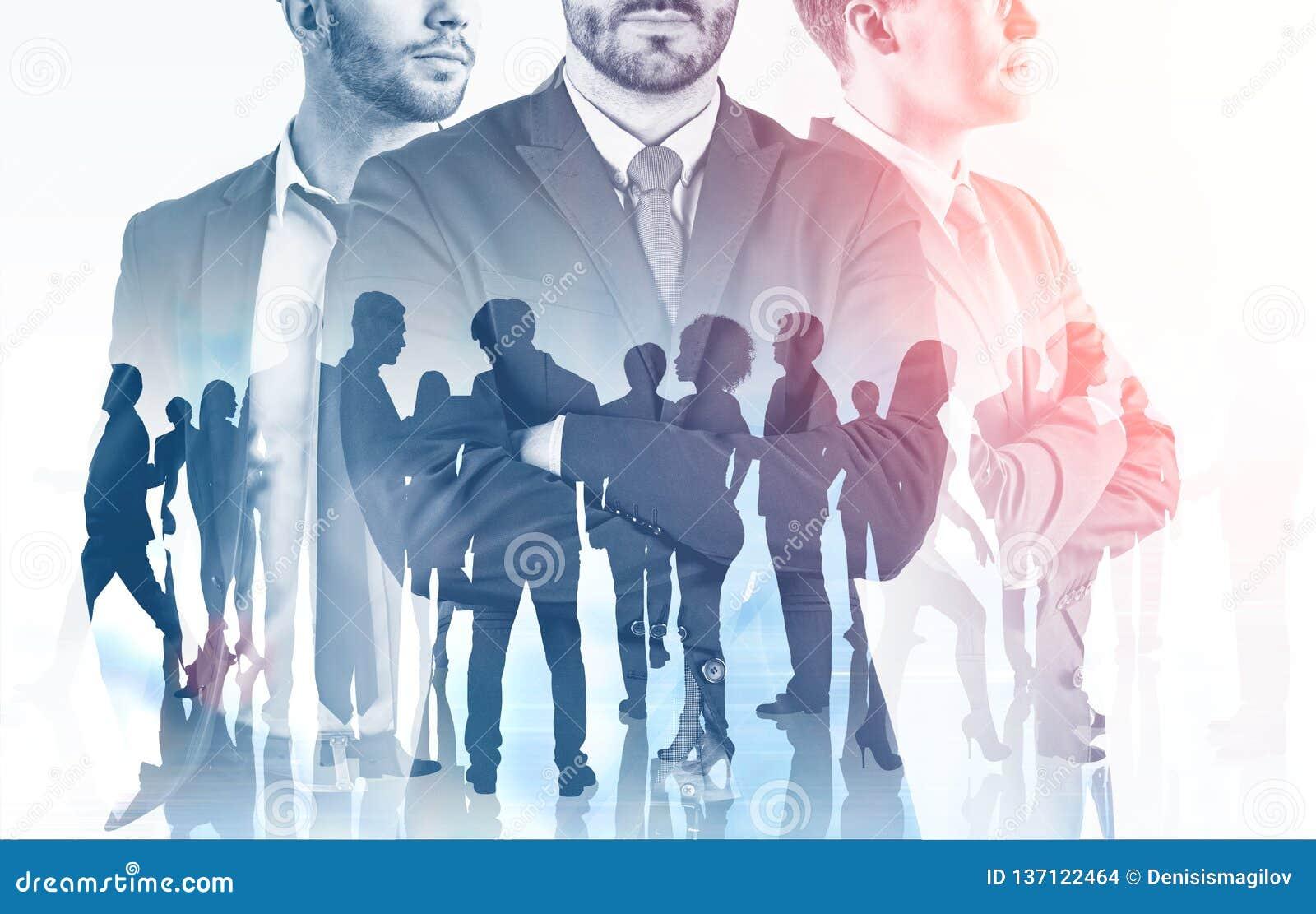 Manager und ihre Kollegen, Führung