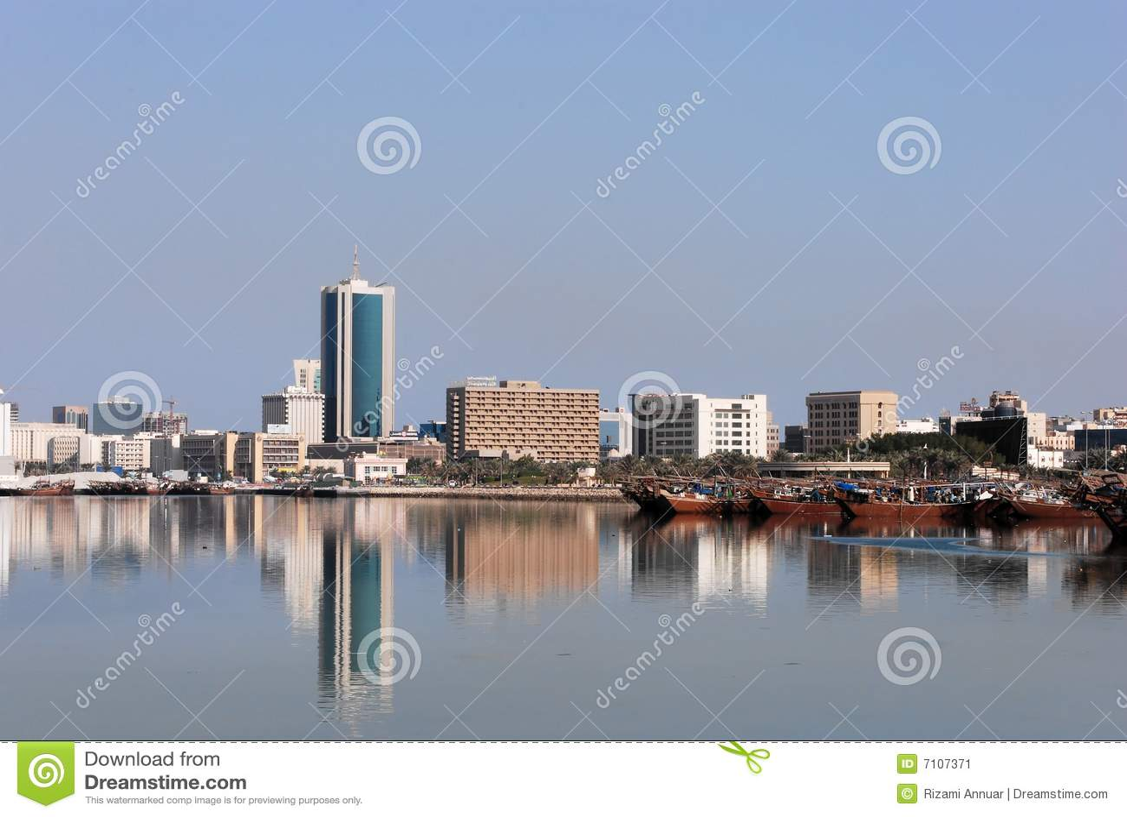 Manama-Stadtbild