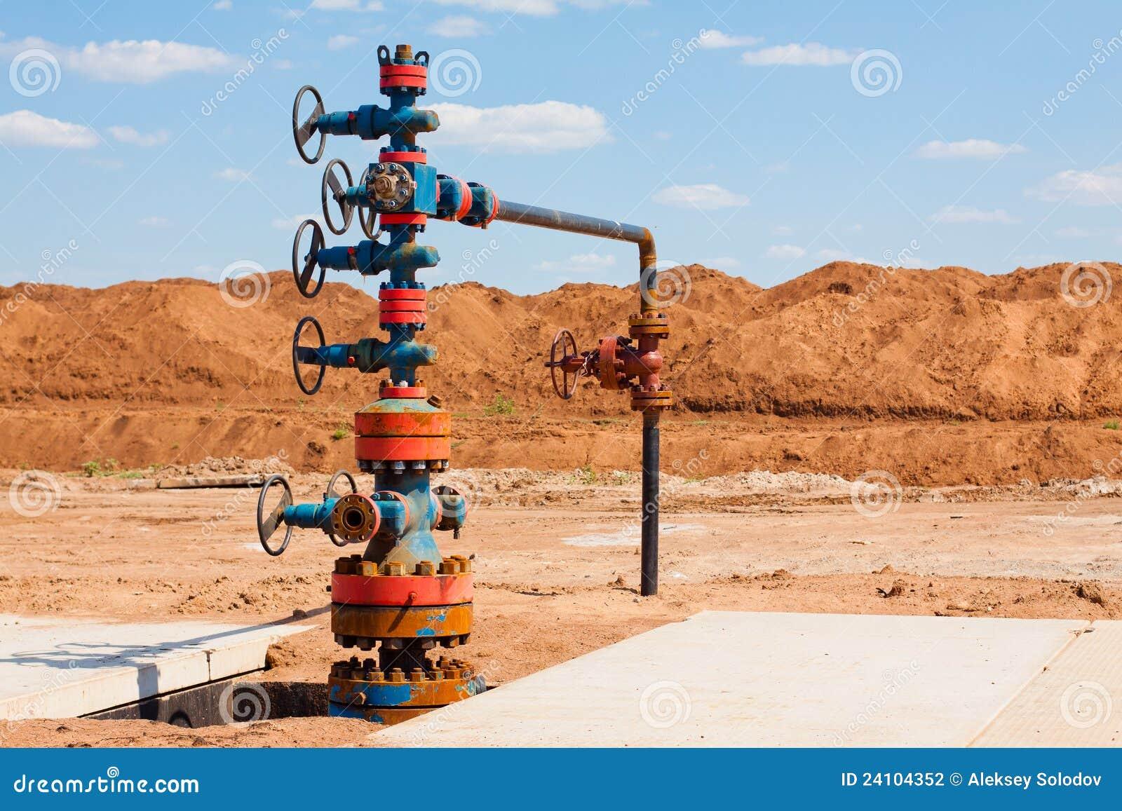 Manantial del petróleo