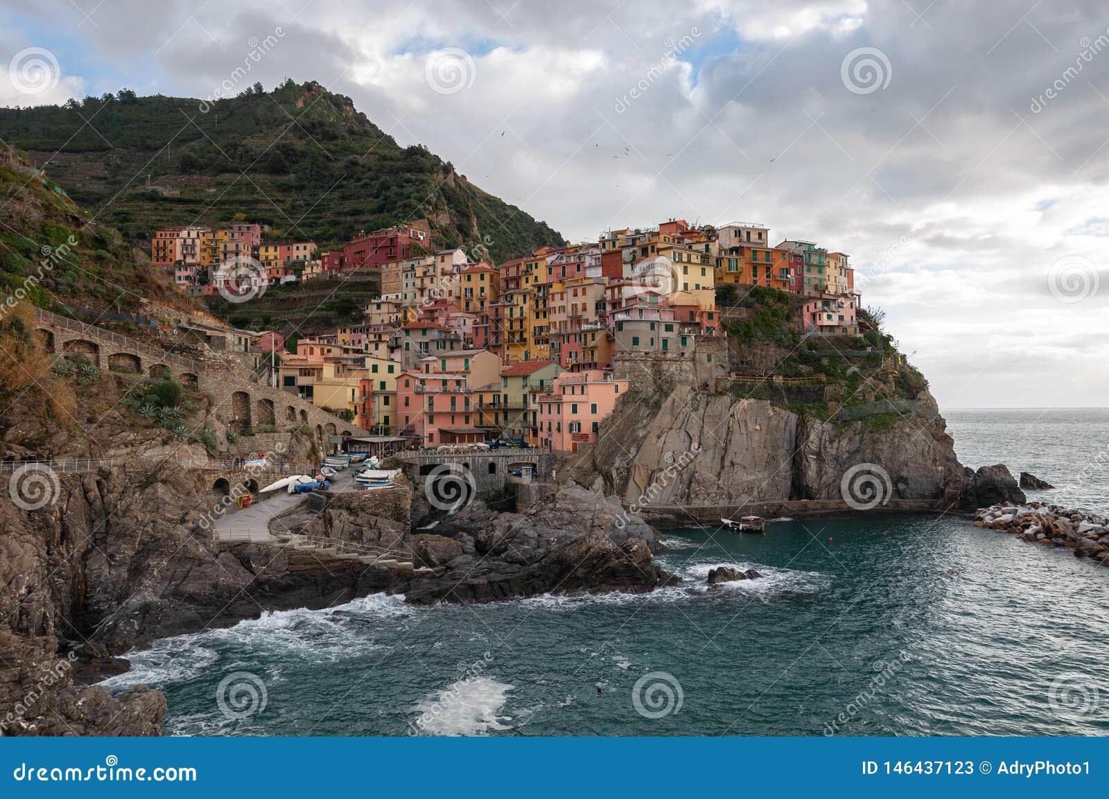 Manarola in Cinque Terre, Itali?