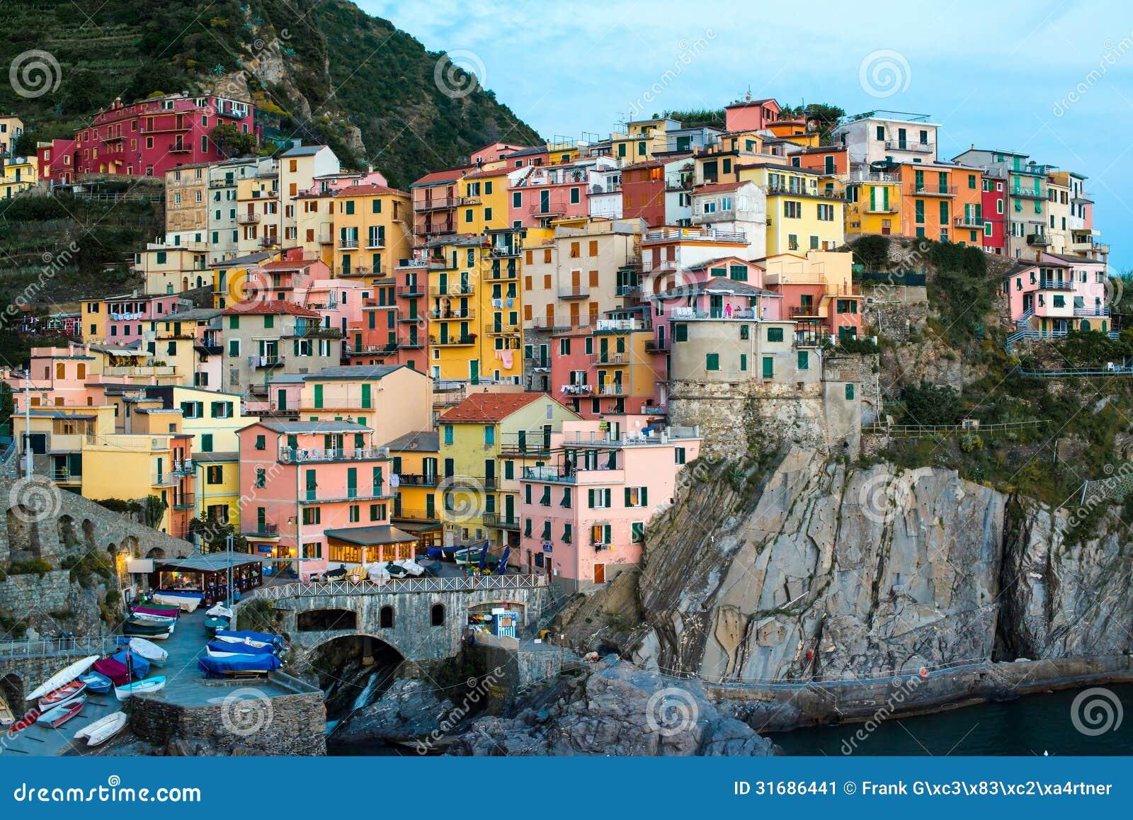 Liguria Tourist Attractions