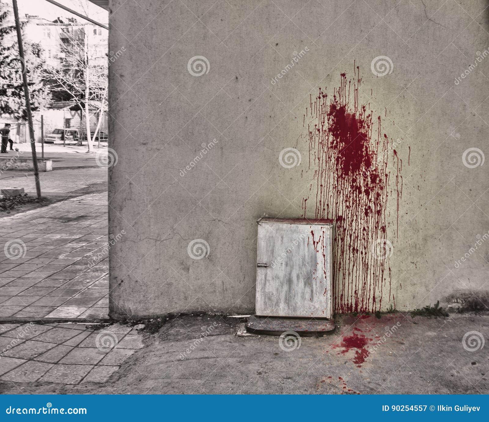mancha de sangre fotos de stock registrate gratis. Black Bedroom Furniture Sets. Home Design Ideas