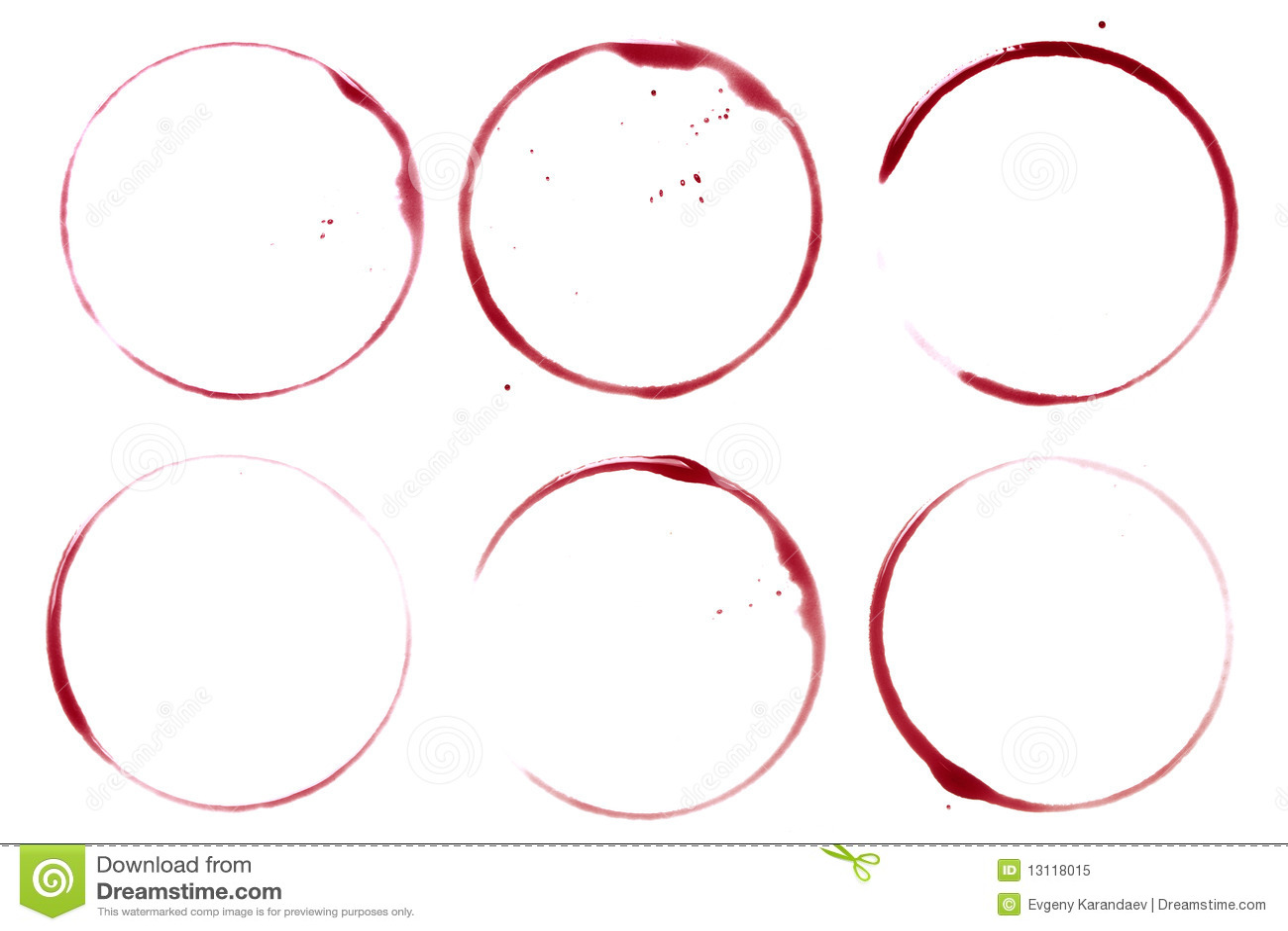 Manchas de xido y puntos del vino foto de archivo libre - Manchas de vino ...