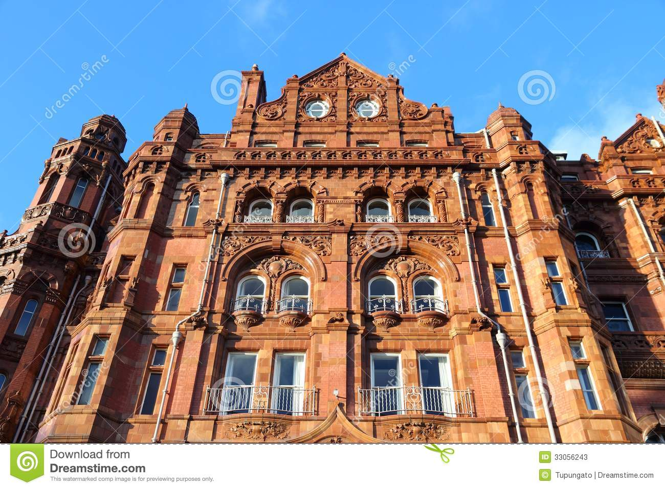 Manchester stock photos image 33056243 for Pictures of baroque architecture