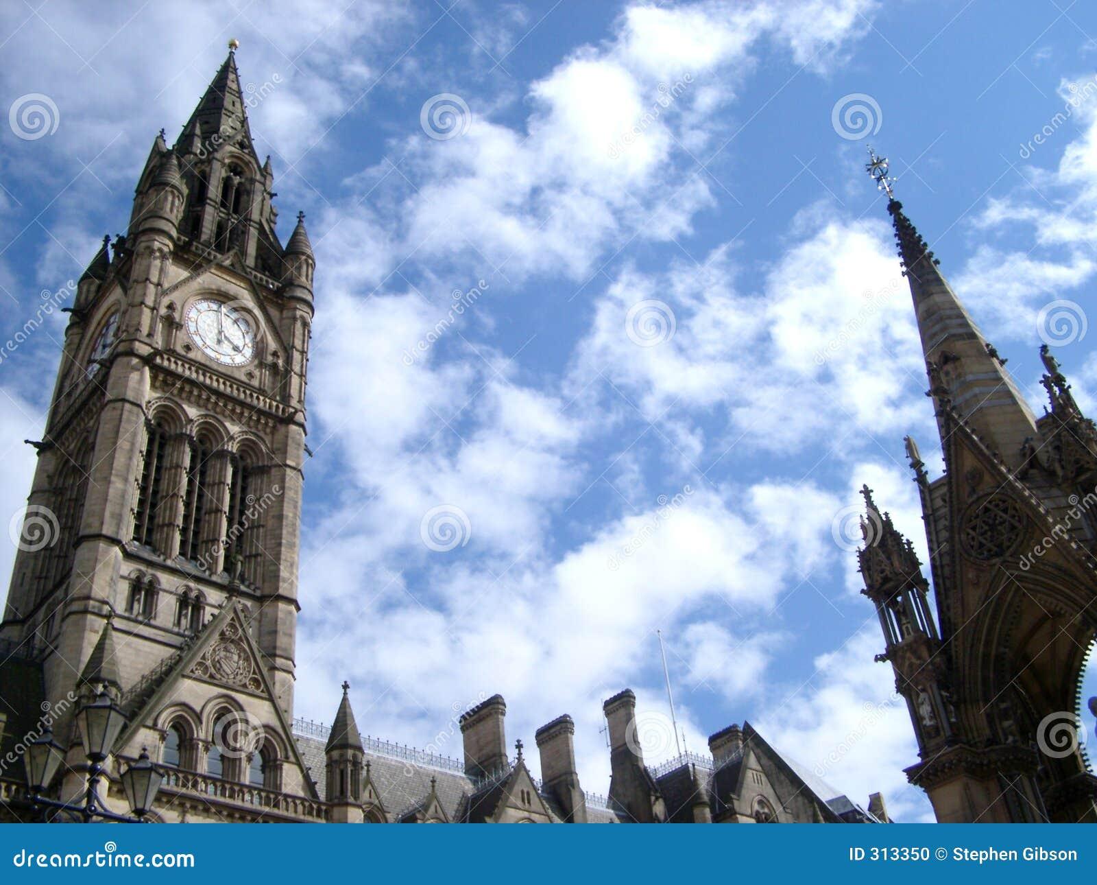 Manchester komory miasta