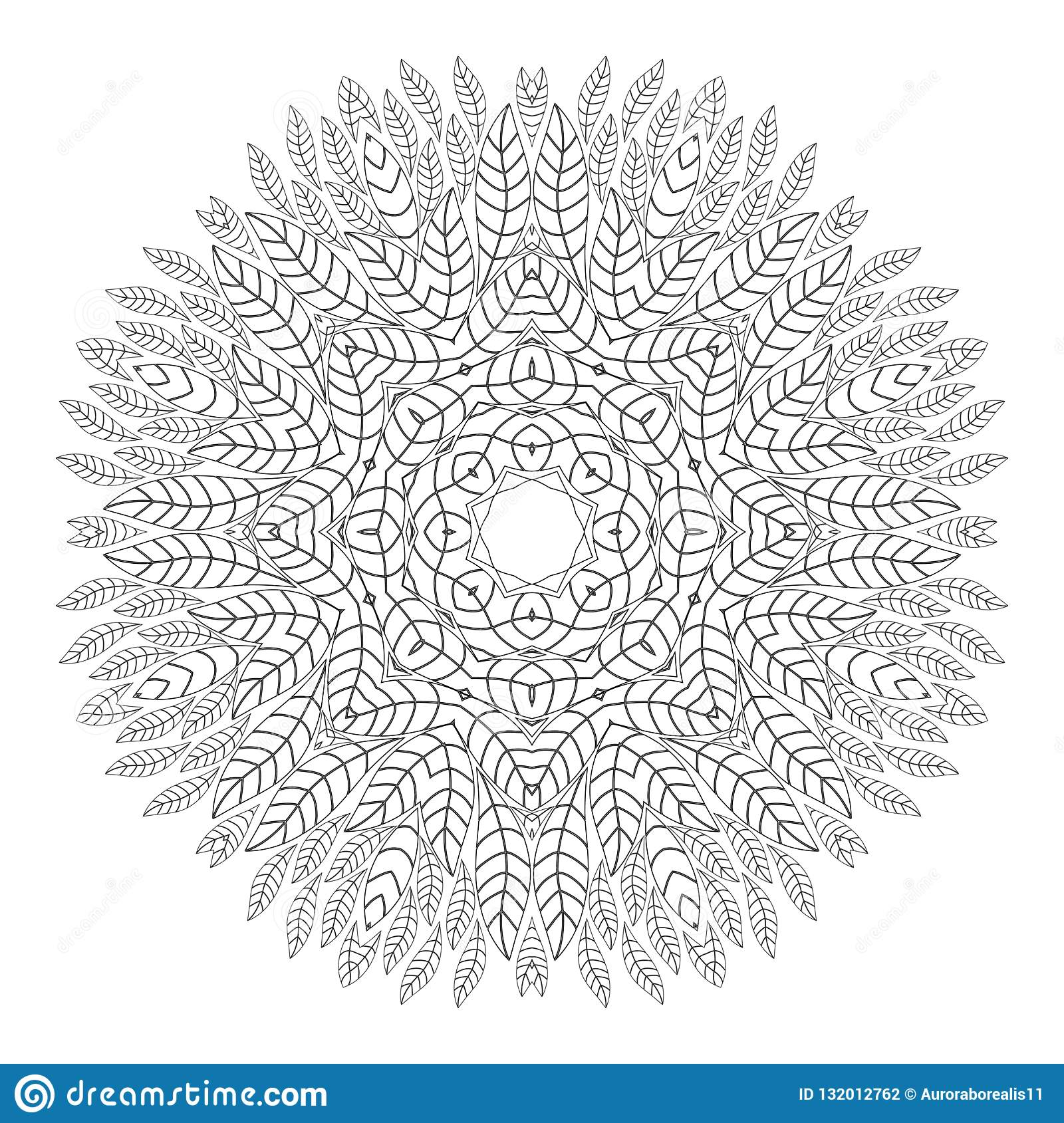 Paisley Flower   Printable adult coloring pages, Mandala coloring ...   1689x1600