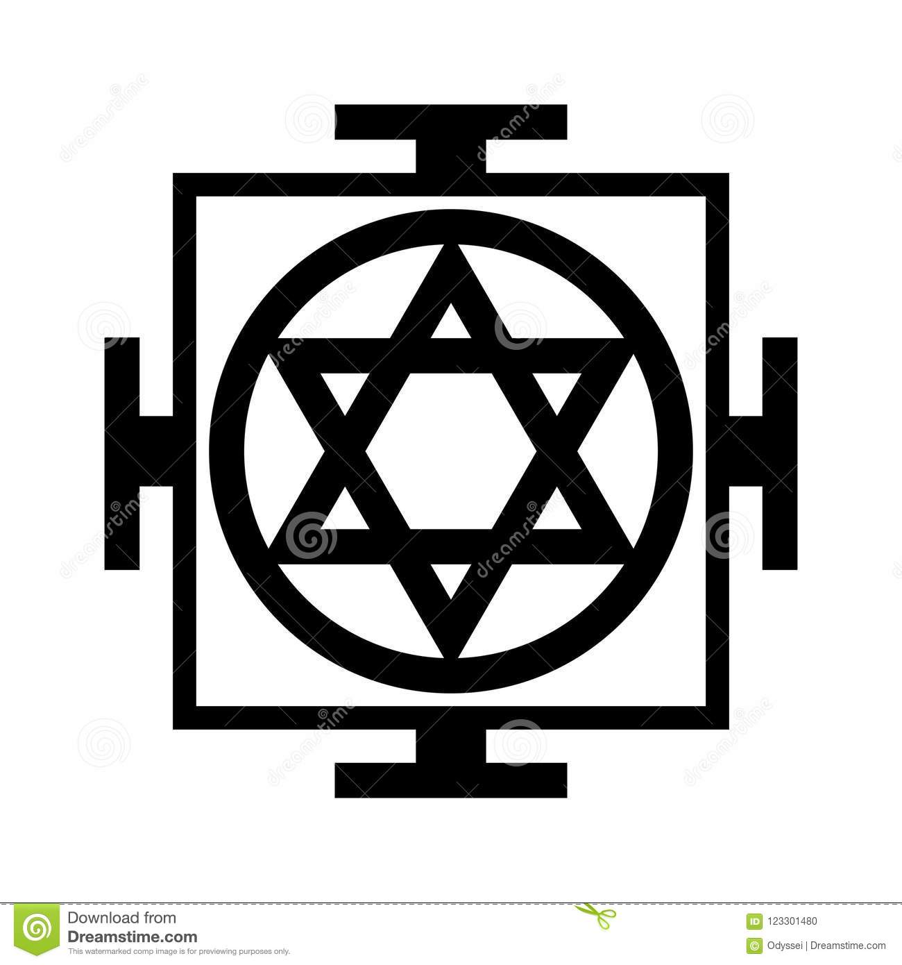 Mandala The Structure Of Universe Oriental Sacral Religious
