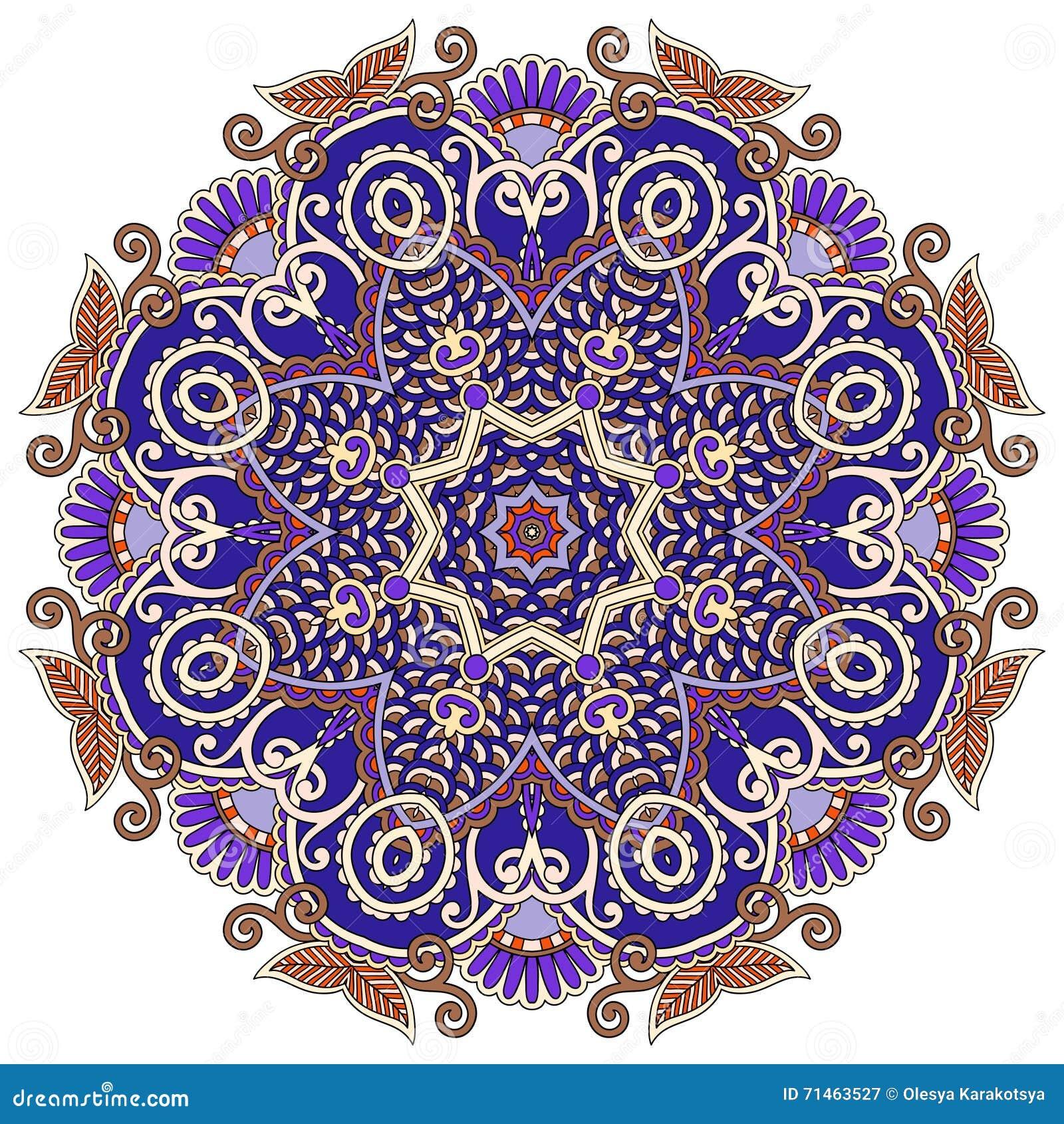 Hindu mandala lotus flower pattern stock vector image 54951841 mandala circle decorative spiritual indian symbol of lotus flow royalty free stock photography dhlflorist Gallery