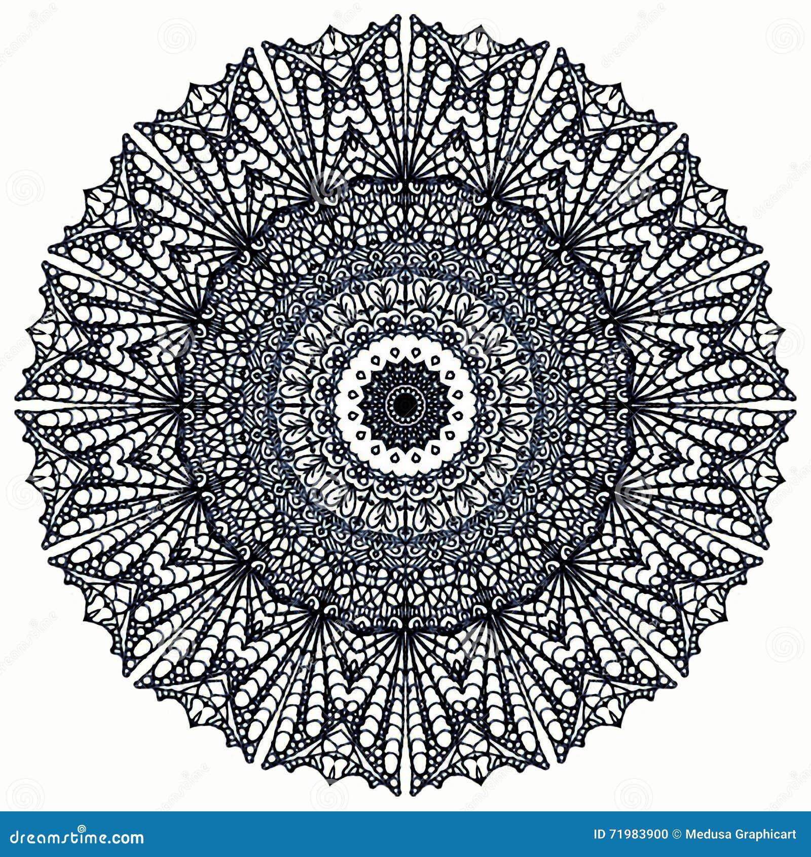 Mandala geometrica