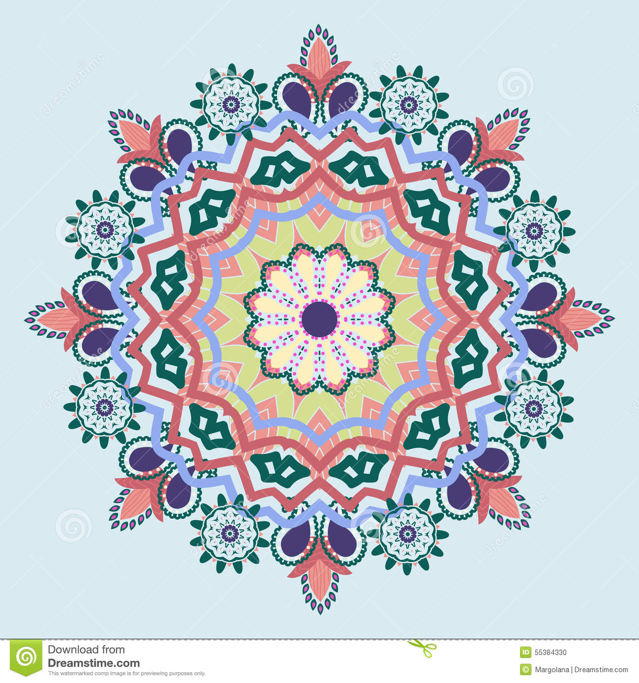 Flower coloring pages flower coloring pages 2 flower coloring pages 3 - Mandala Patterns Round Ornament Decorative Elements For